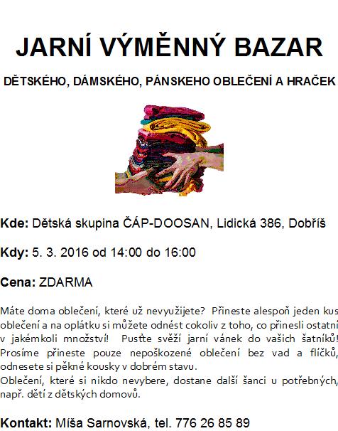bazar 2016